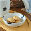 【砥部焼 雲石窯】太丸の浅小鉢