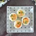 和食器・砥部焼 たてよこ文の正角皿
