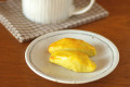 和食器・砥部焼 らいんの小皿(4寸)