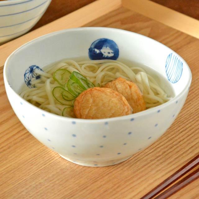 和食器・砥部焼 スギウラ工房 ボール鉢(中)