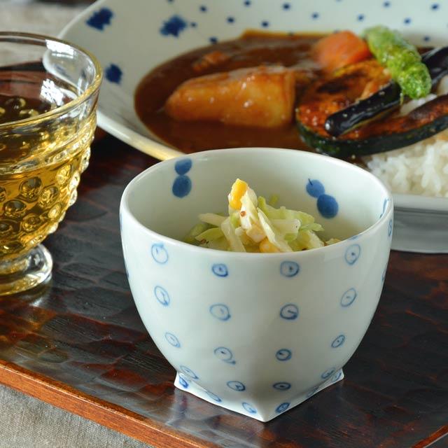 和食器・砥部焼 点丸のフリーカップ