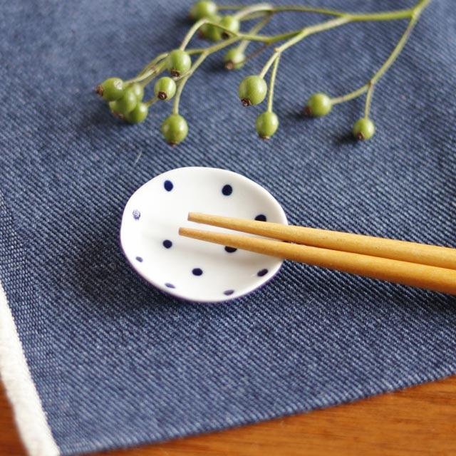 和食器・砥部焼 スギウラ工房の箸置き
