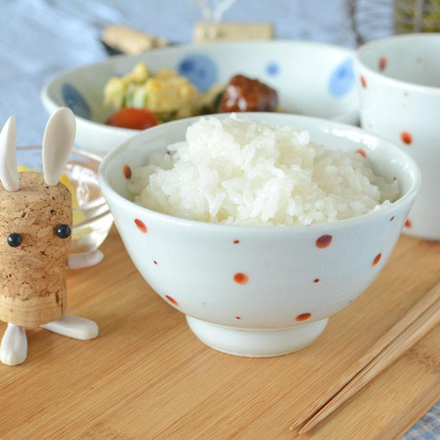 和食器・砥部焼 レッドプラネットの子供茶碗