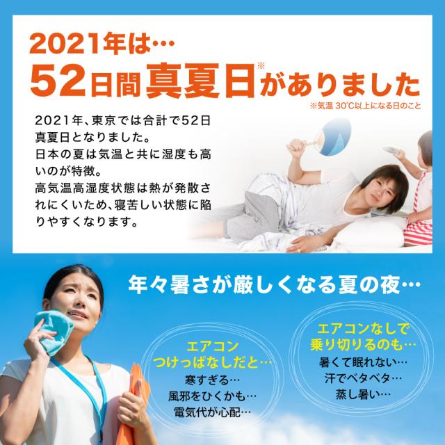 極涼敷きパッド2021