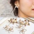 アクリルフラワーイヤリング・ピアス 【af_earrings】 tocco closet(トッコクローゼット) Collection