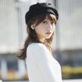 あったかオシャレなアンゴラ混ベレー帽 【angela-beret アンゴラ混ベレー帽】 tocco closet(トッコクローゼット) Collection