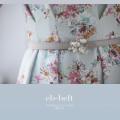 クリスタルビジューバックル細ベルト  5月23日再販決定 ☆【cb-belt】 tocco closet (トッコクローゼット) Collection