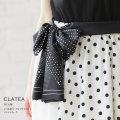 いつものコーデにアクセント!ドットスカーフ 【clatea クラティ】 tocco closet(トッコクローゼット) Collection
