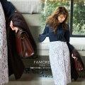 洗練された印象に。カシミアストール10月17日(木)オフィシャルサイト限定再販☆【famore ファモール】tocco closet(トッコクローゼット) Collection≪tocco closet luxe≫美香さんはブラウン使用 ※グレーの入荷はありません
