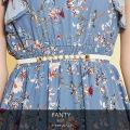 パール付きゴムベルト【fanty ファンティ】tocco closet(トッコクローゼット) Collection