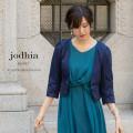マットサテンボレロジャケット 【jodhia ジョディア】 tocco closet(トッコクローゼット) Collection