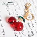 アクリルチェリーモチーフキーホルダー 7月22日再販決定☆ 【key_holder】 tocco closet(トッコクローゼット) Collection