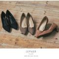 スカラップカットスエードパンプス【lefnier レフニア】 tocco closet(トッコクローゼット) ※セレクト商品につき一部のカラー・サイズのみの入荷となります。