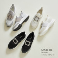 クリアビジュー付きスニーカー【maretie マレティ】tocco closet(トッコクローゼット) Collection ※セレクト商品につき一部のカラー・サイズのみの入荷となります。