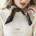 エレガントプリントシルクスカーフ 【panoe パノーン】 tocco closet(トッコクローゼット) Collection