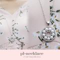 パールサークルロングネックレス 【pl-necklace】 tocco closet (トッコクローゼット) Collection