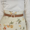 1つで2色楽しめる◎フェイクレザーリバーシブルベルト【racomy ラコミー】tocco closet(トッコクローゼット) Collection