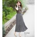フラワープリントマーメイドスカート 【rufaji ルファージ】 tocco closet(トッコクローゼット) Collection