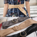 品よくエレガントにスタイルUP幅広レザーベルト 【tereana テリーナ】 FALL WINTER 2017 tocco closet(トッコクローゼット) Collection