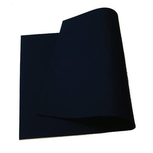 写経用下敷き 紺 厚さ2mm サイズ33×54cm