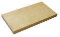 匠の香る 桧まな板 柾目(まさめ)小 400×220×30