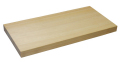 匠の香る 桧まな板 柾目(まさめ)大 500×250×33