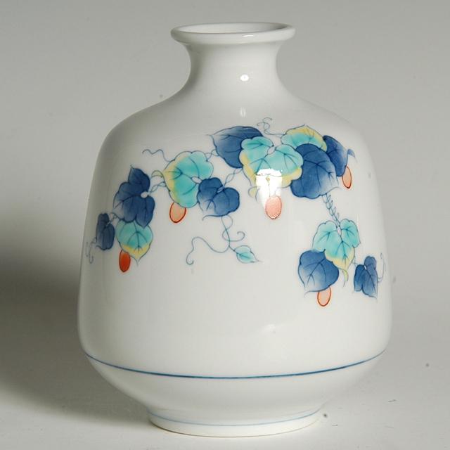 福形花瓶―からすうり