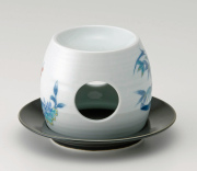 茶香炉−四君子