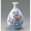 徳利形花瓶―岩牡丹