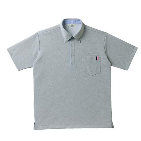 KIRAKU ニットシャツ (男女兼用) CR145