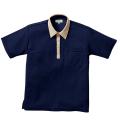 KIRAKU ニットシャツ (男女兼用) CR131