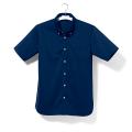 ユニフィット 半袖ニットシャツ (メンズ) UF8485