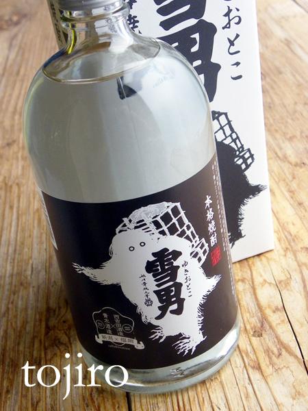 鶴齢 「雪男」 本格焼酎 720ml 化粧箱入