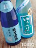 新潟純米吟醸二撰 720ml・2本セット 化粧箱入  【送料無料】 *但し、沖縄・離島は除く