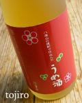 八海山の焼酎で仕込んだうめ酒