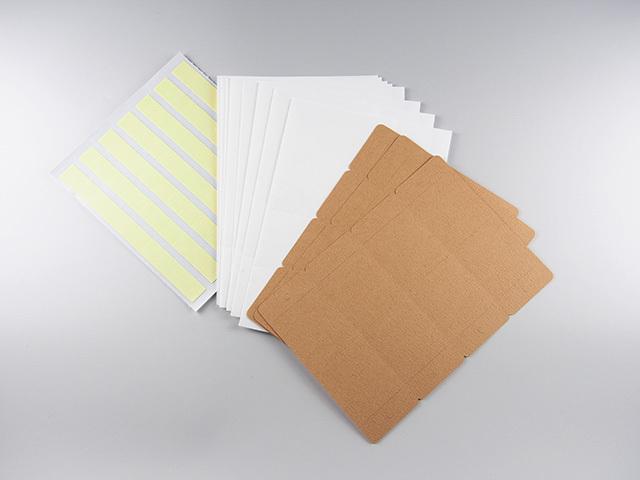 オリジナルタグ、豆本、手作り、メッセージカード、ミニパンフ