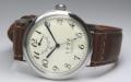 【時とともに価値が増す本物で上質な高級腕時計!!】THE SPQR ×仏国製SOMESライトブラウン