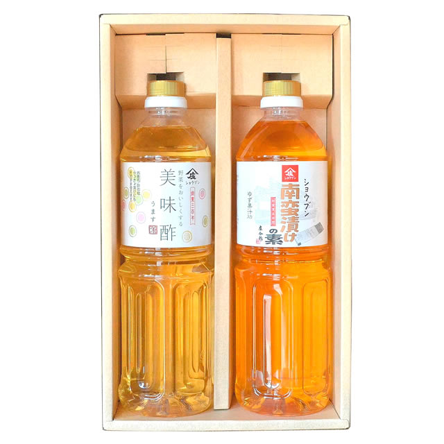 【23S-3】美味酢(うます)南蛮漬けセット