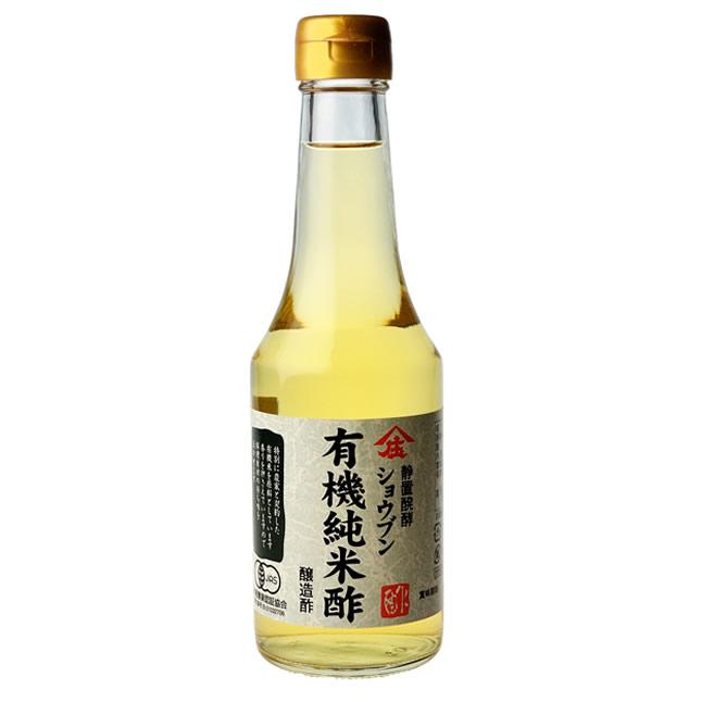ショウブン有機純米酢 (300ml)