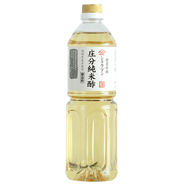 庄分純米酢1l