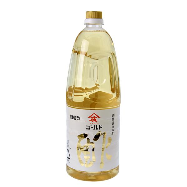 ゴールド酢1.8リットル