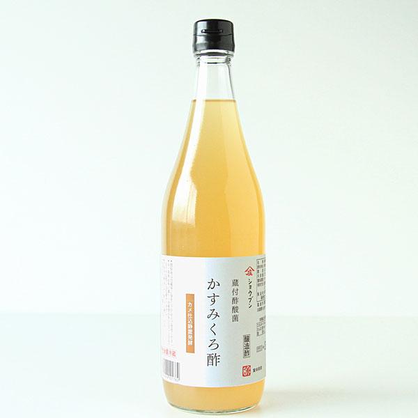 かすみくろ酢,くろ酢,720ml,庄分酢,静置発酵