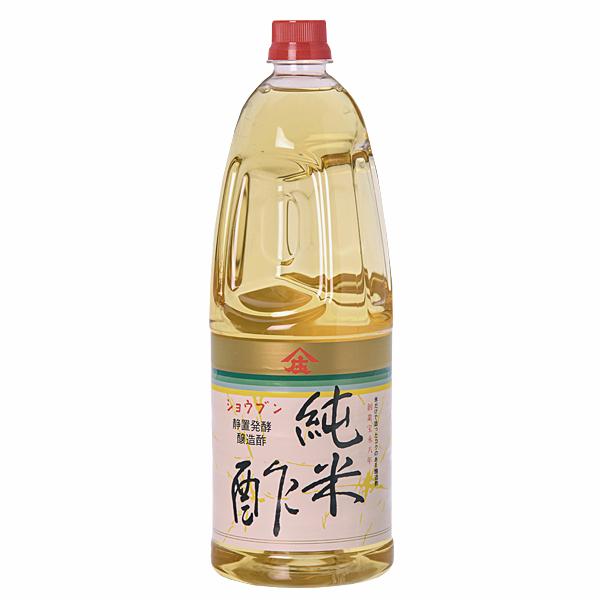 純米酢1.8ボトル