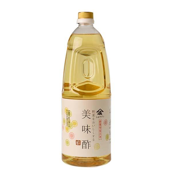 美味酢(うます)1.8リットル