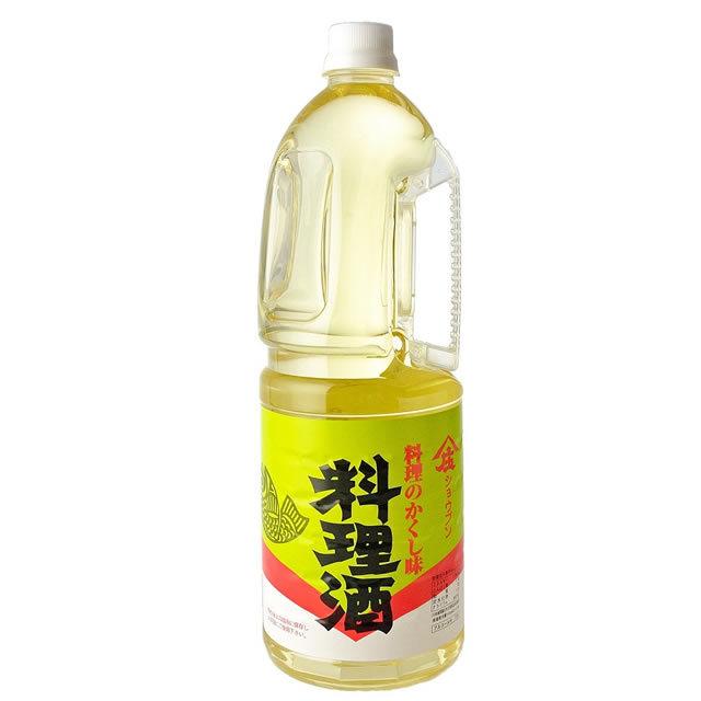 ショウブン料理酒1800ml