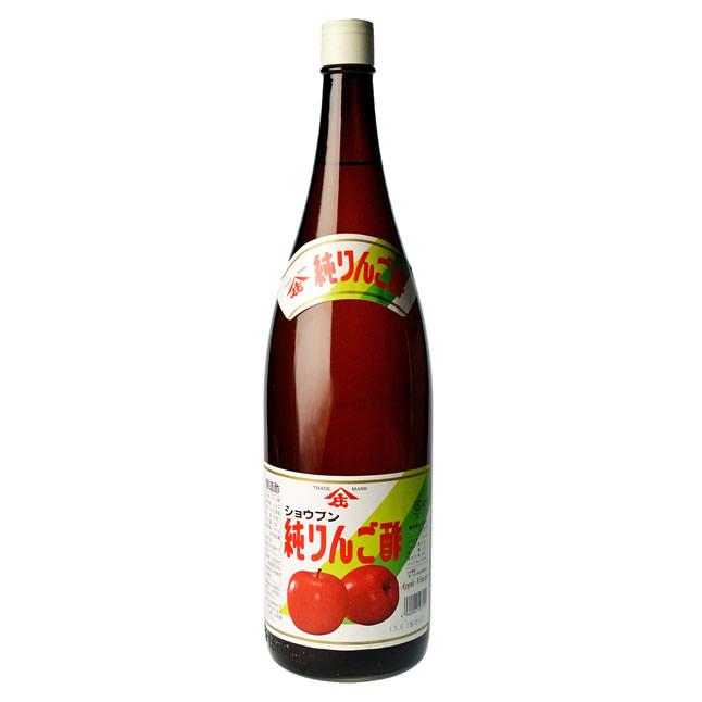 純りんご酢1800ml