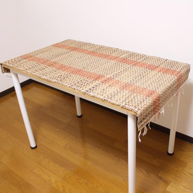 ウォーターヒヤシンスのテーブルマット
