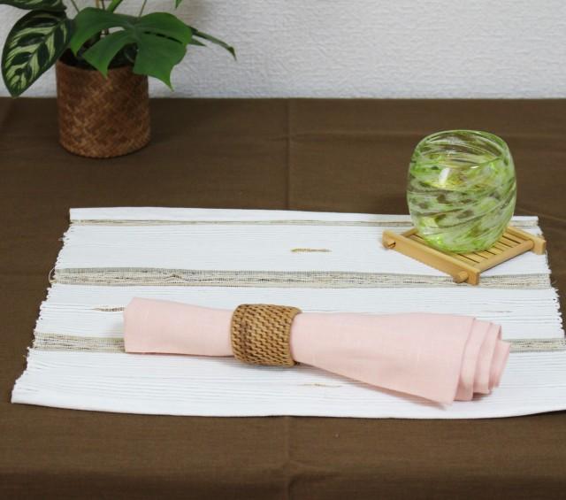 アタ製ナプキンリング(小)使用例