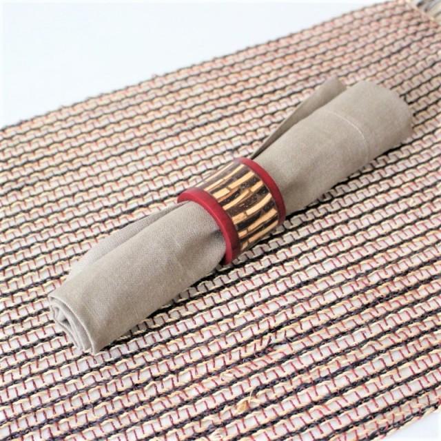 木製ナプキンリング