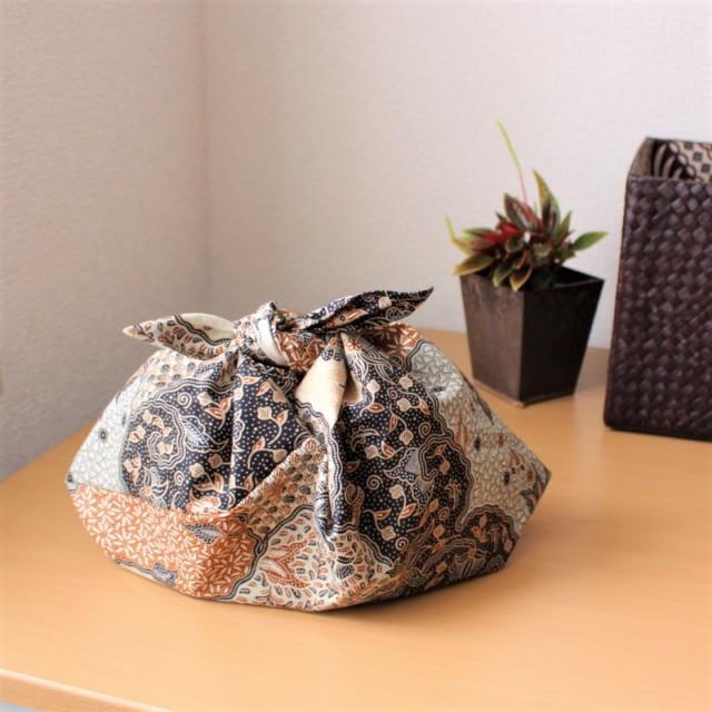 バティックのあづま袋(A)使用イメージ